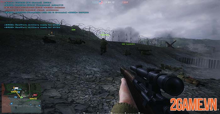 Forgotten Hope 2 - Trải nghiệm đệ nhị thế chiến miễn phí trên PC 3