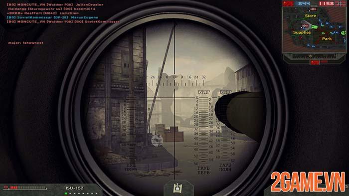 Forgotten Hope 2 - Trải nghiệm đệ nhị thế chiến miễn phí trên PC 4