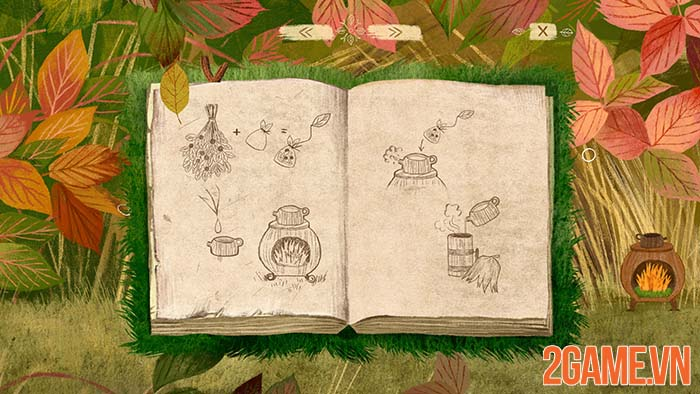 Tukoni - Game Indie bí ẩn khiến game thủ lạc lối trong khu rừng cổ tích 1