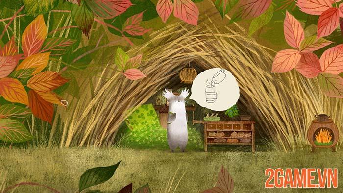 Tukoni - Game Indie bí ẩn khiến game thủ lạc lối trong khu rừng cổ tích 0