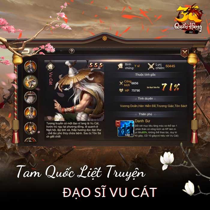 Cộng đồng game thủ xôn xao về tựa game bom tấn Tam Quốc sắp được ra mắt trên thị trường Việt Nam 1