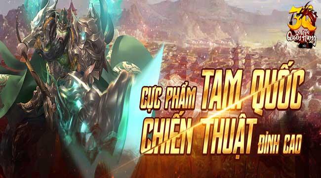 Cộng đồng game thủ xôn xao về tựa game bom tấn Tam Quốc sắp được ra mắt trên thị trường Việt Nam 5