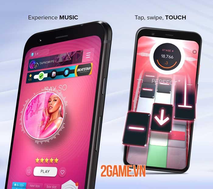 Beatstar - Game âm nhạc