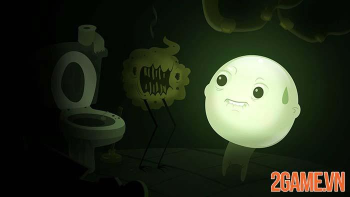 Bulb Boy - Game giải đố kinh dị với đồ họa cực dễ thương 1