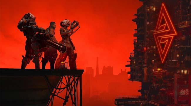 The Ascent – Game nhập vai đồ họa khủng với phong cách Cyberpunk