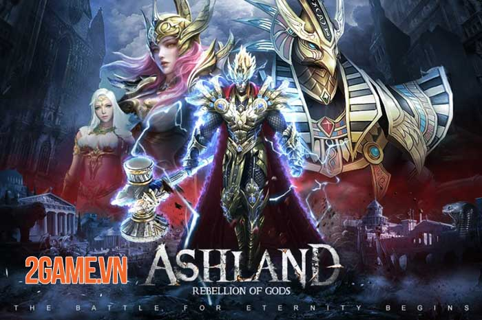 Ashland: Rebellion of Gods - Hành trình đánh đuổi bầy Quỷ Dữ 0