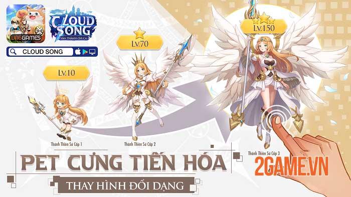Cloud Song VNG: Game MMORPG kết hợp tính năng MOBA hiếm hoi trên thị trường 5