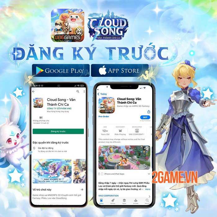 Cloud Song VNG: Game MMORPG kết hợp tính năng MOBA hiếm hoi trên thị trường 8