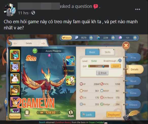 Cloud Song VNG: Game MMORPG kết hợp tính năng MOBA hiếm hoi trên thị trường 1
