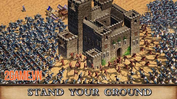 Rise of Empires: Ice and Fire - Game chiến thuật tái hiện các trận chiến thời Trung Cổ 4