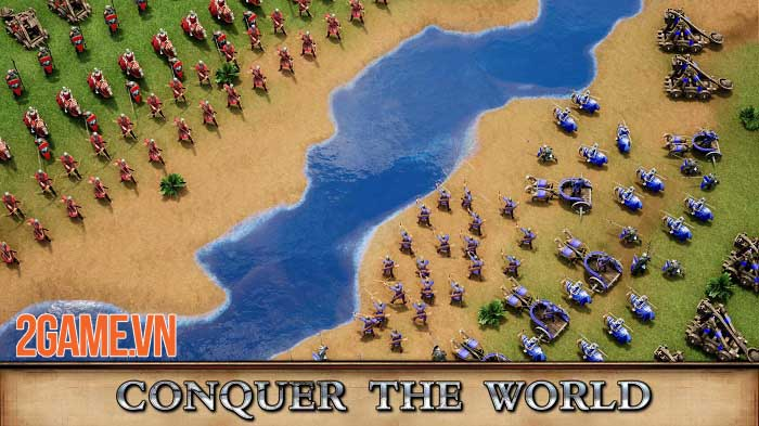 Rise of Empires: Ice and Fire - Game chiến thuật tái hiện các trận chiến thời Trung Cổ 5
