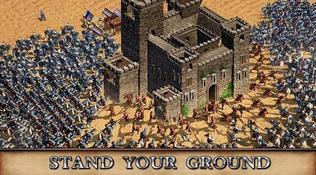 Rise of Empires: Ice and Fire – Game chiến thuật tái hiện các trận chiến thời Trung Cổ