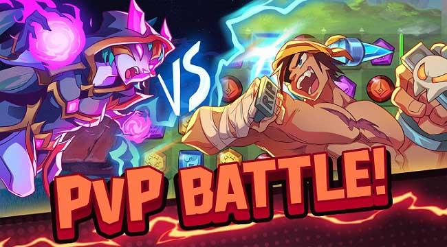 Puzzle Brawl – Game PvP match-3 ra mắt trên toàn thế giới