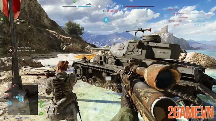 Siêu phẩm Battlefield V của EA được tặng miễn phí thông qua Origin 2