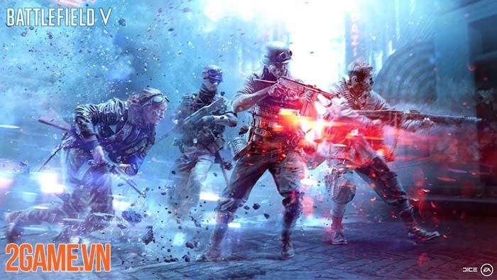 Siêu phẩm Battlefield V của EA được tặng miễn phí thông qua Origin 0