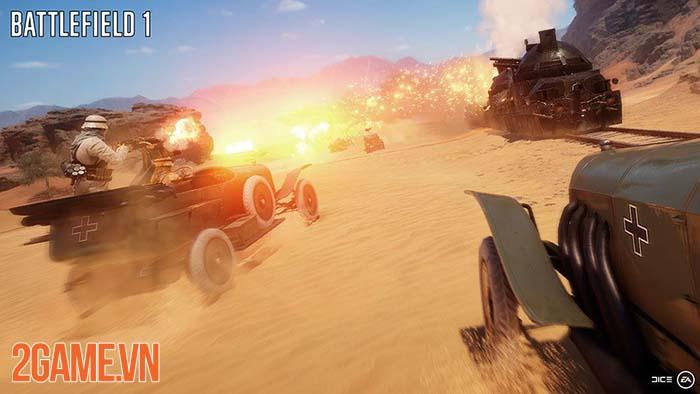 Siêu phẩm Battlefield V của EA được tặng miễn phí thông qua Origin 1