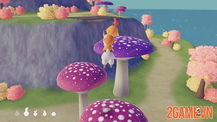 Alpaca Stacka - Game phiêu lưu giải đố cùng chú lạc đà dễ thương 2