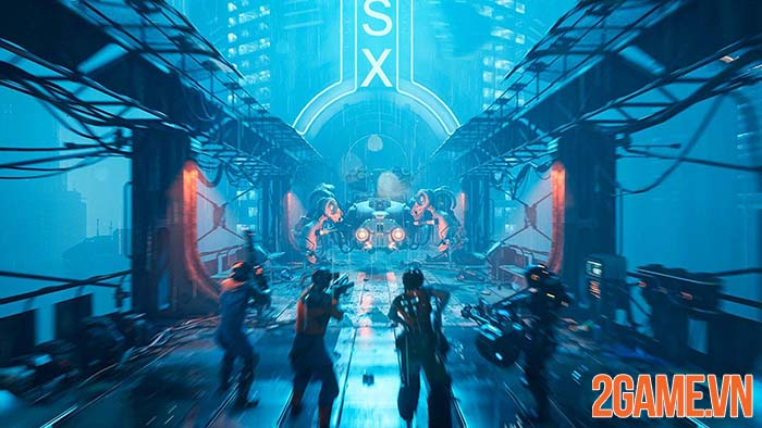 The Ascent - Game nhập vai đồ họa khủng với phong cách Cyberpunk 2