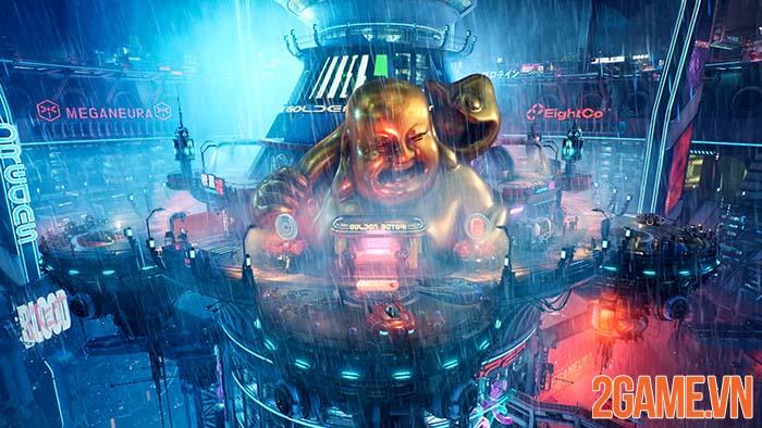 The Ascent - Game nhập vai đồ họa khủng với phong cách Cyberpunk 1