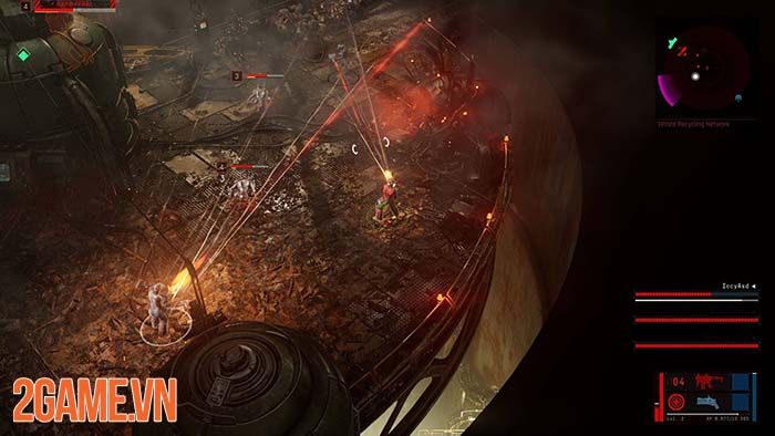 The Ascent - Game nhập vai đồ họa khủng với phong cách Cyberpunk 3