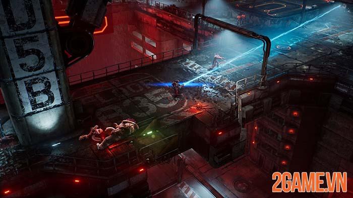 The Ascent - Game nhập vai đồ họa khủng với phong cách Cyberpunk 4