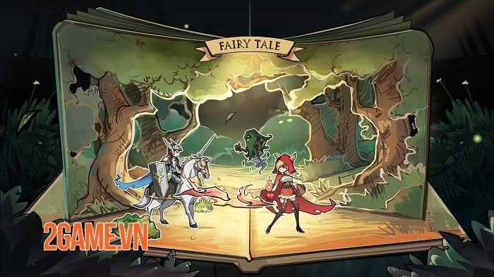 Tales of Grimm - Game Idle RPG phiêu lưu thử thách trong những câu chuyện cổ tích 0