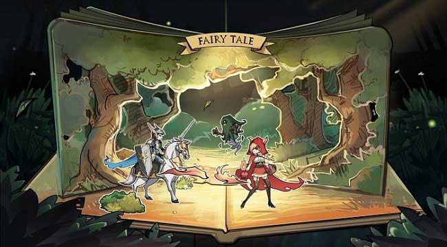 Tales of Grimm – Game Idle RPG phiêu lưu thử thách trong những câu chuyện cổ tích