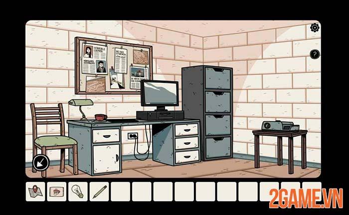 Ghost Case - Game kinh dị giải đố của Dark Dome chính thức ra mắt 2