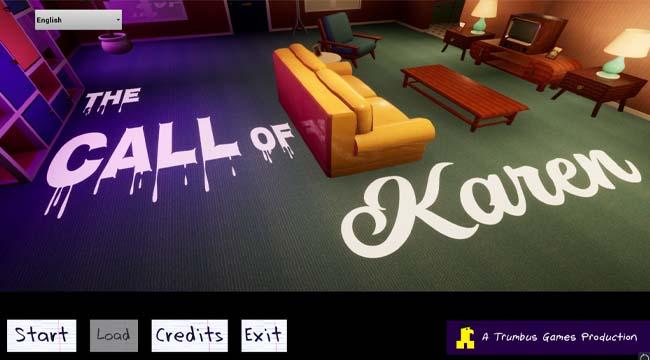 The Call of Karen – Khi game mô phỏng chân thật trụ cột gia đình