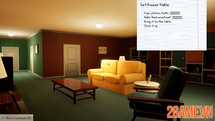 The Call of Karen - Khi game mô phỏng chân thật trụ cột gia đình 2