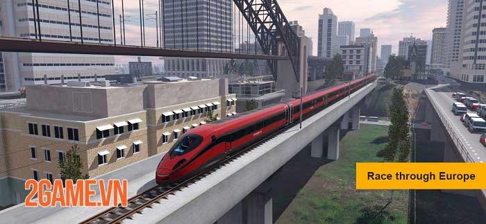 Trainz Simulator 3 - Trải nghiệm xe lửa thực tế phong cách mới 1