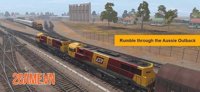 Trainz Simulator 3 - Trải nghiệm xe lửa thực tế phong cách mới 3
