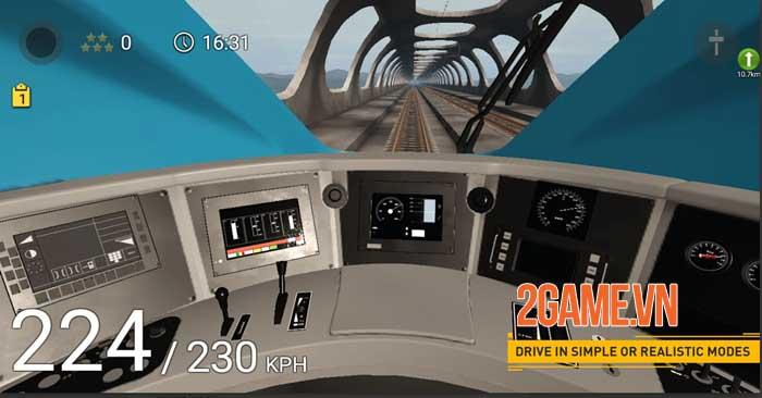 Trainz Simulator 3 - Trải nghiệm xe lửa thực tế phong cách mới 4