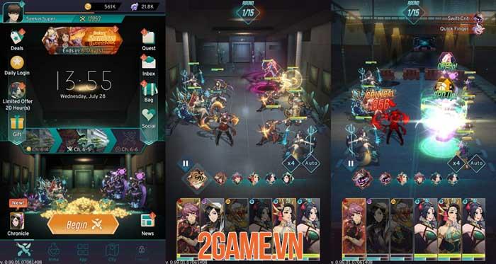 Code Atma - Game nhập vai cốt truyện kinh dị bí ẩn siêu nhiên 4