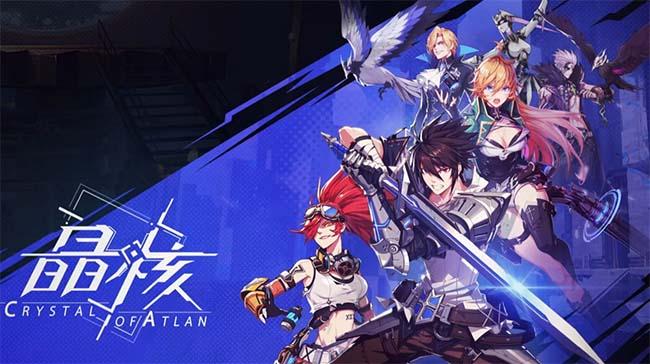 Crystal of Atlan - Game MMORPG phiêu lưu mở ra một lục địa ma thuật kết hợp người máy 0