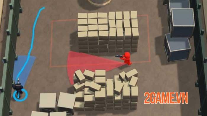 Fatal Funnel - Game hành động đồ họa low-poly đáng yêu 0