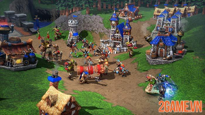 Diablo Immortal hoãn ra mắt đến 2022, Blizzard phát triển Warcraft Mobile 1