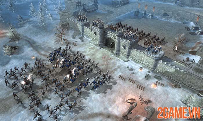 Game of Thrones Winter is Coming - Hành trình chinh phục ngôi báu sắt 4