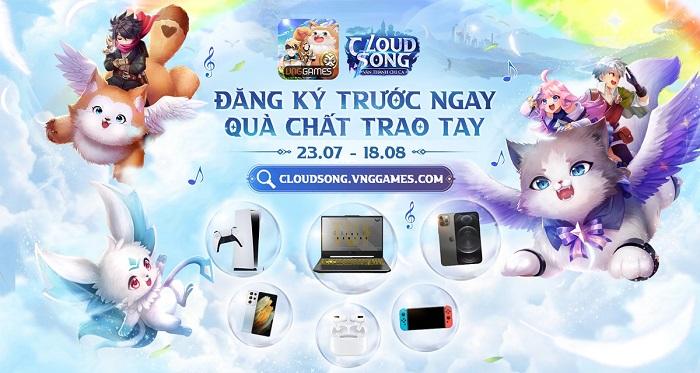 Cloud Song VNG: Kết nối cộng đồng quốc tế cùng tính năng Cross World 0