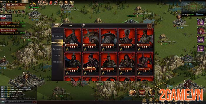 Đánh giá 3Q Quần Hùng - game chiến thuật dành cho mưu thần game thủ 8