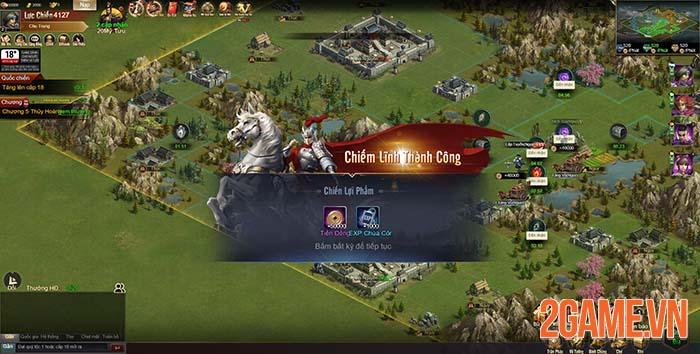 Đánh giá 3Q Quần Hùng - game chiến thuật dành cho mưu thần game thủ 2