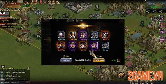 Đánh giá 3Q Quần Hùng - game chiến thuật dành cho mưu thần game thủ 7