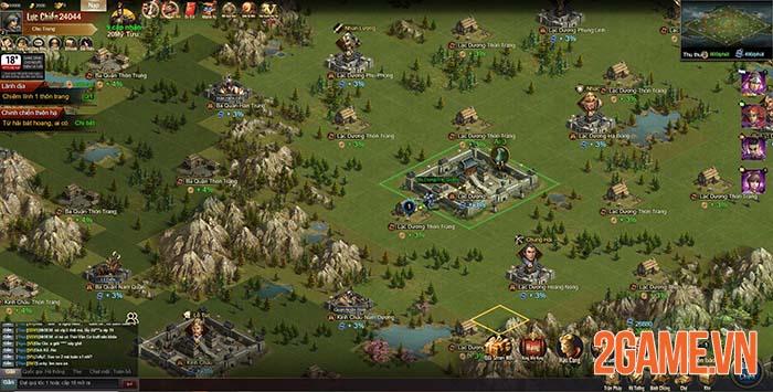 Đánh giá 3Q Quần Hùng - game chiến thuật dành cho mưu thần game thủ 1