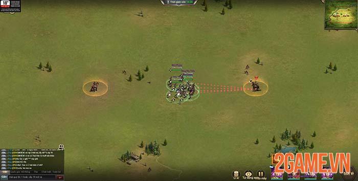 Đánh giá 3Q Quần Hùng - game chiến thuật dành cho mưu thần game thủ 4