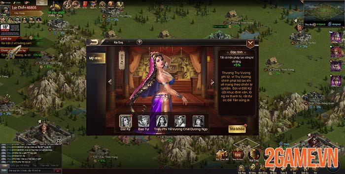 Đánh giá 3Q Quần Hùng - game chiến thuật dành cho mưu thần game thủ 6