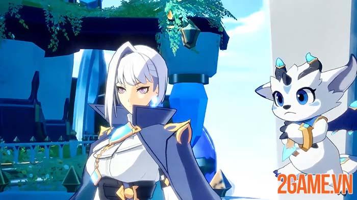 Project SF2 - Game nhập vai đánh theo lượt hoành tráng của Nexon 0
