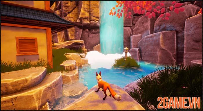 Zenko: A Fox's Tale - Thả hồn vào cuộc phiêu lưu thần thoại của Cáo nhỏ 0