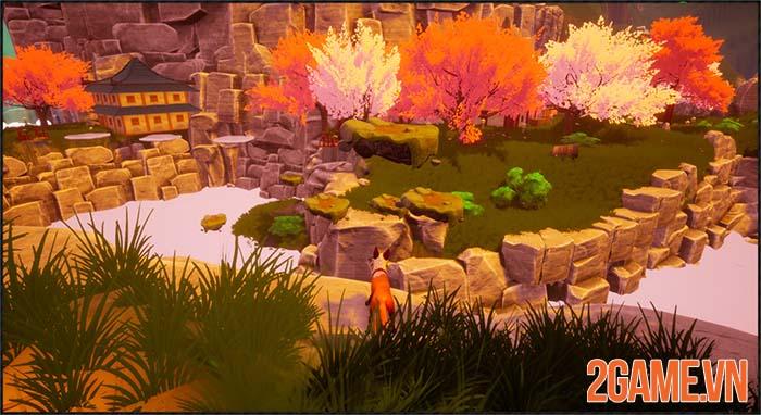 Zenko: A Fox's Tale - Thả hồn vào cuộc phiêu lưu thần thoại của Cáo nhỏ 4