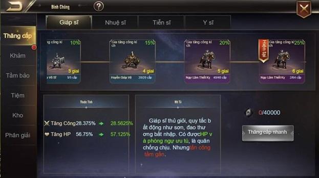 3Q Quần Hùng Tam Quốc Công Thành tặng game thủ bộ code siêu khủng 3