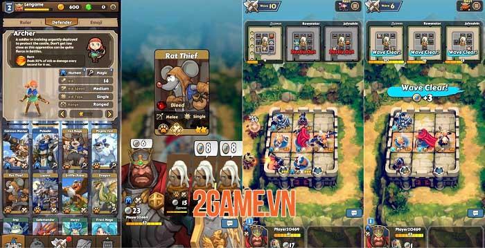 Defense Derby: Rule the Kingdom - Giành chiến thắng với các chiến thuật độc đáo 1